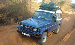 car rental with or without driver in Madagascar- bed and breakfast in Madagascar